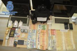 La Policía Nacional interviene en Ibiza 2.950 euros en billetes falsos