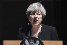May confirma que el autor del atentado de la mezquita de Londres actuó solo