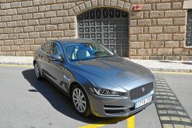 Jaguar XE: Una berlina con mucho 'carácter'