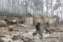 Aumentan a 64 los fallecidos en el incendio de Portugal