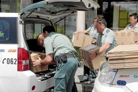Once detenidos en una gran operación contra falsos revisores del gas en Mallorca