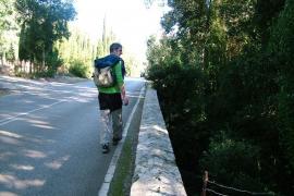 Ultimátum al exalcalde de Pollença para que reabra la carretera vieja de Lluc