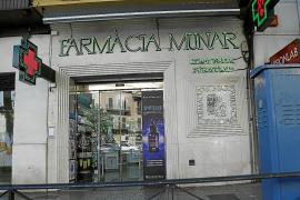 Asalta una farmacia en Palma con el rostro cubierto con unos calzoncillos