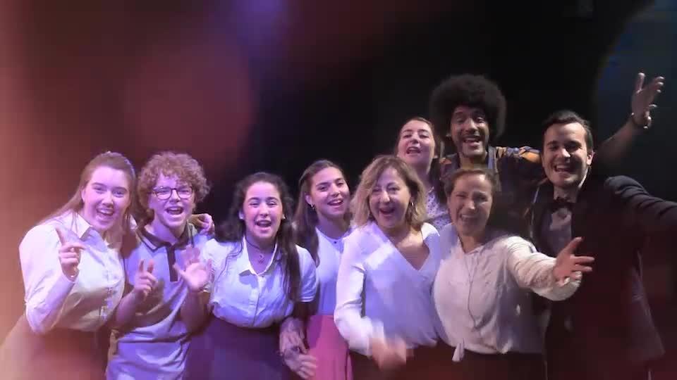 Sonia Galkin homenajea a 'Hairspray', un musical «rico» y «necesario»