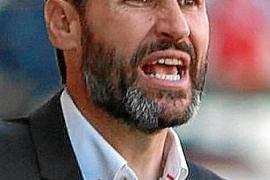 Vicente Moreno toma el control del Mallorca