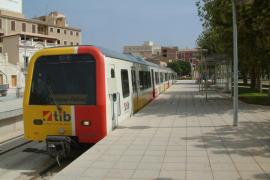 La línea de tren Sineu-Manacor reabrirá este mes