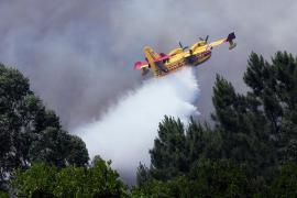 Cae en Pedrógão Grande un avión Canadair cuando combatía el fuego
