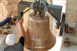 Revuelo por el repique de campanas en Algaida