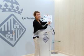 Marga Durán se lanza al ruedo de Palma este jueves con una apelación a la «unidad»