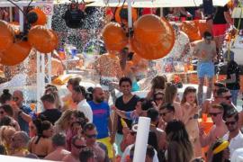 La fiesta 'Birthday Pool Party' celebra este viernes su quinto aniversario con Ocean Beach Ibiza