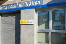 La huelga de examinadores de Tráfico obliga a suspender las pruebas prácticas en Ibiza