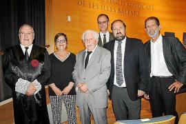 El Colegio de Abogados celebra su fiesta anual y entrega de premios