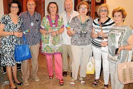 Entrega del Molí d'Or de la Asociación de Amigos de los Molinos a IB3