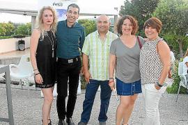 Inauguración del restaurante 'El Triciclo'