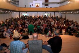 La sede de Podemos en Palma recogerá ideas de cara a la segunda Asamblea Ciudadana