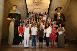 Cort premia a 125 trabajadores que se sumaron al Día sin Coches