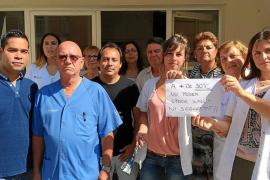 La reforma del ambulatorio de Cala Rajada será tras el verano