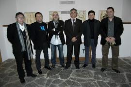 Can Prunera inaugura una exposición con obra de Miquel Mesquida