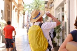 Mallorca está en aviso amarillo por temperaturas altas