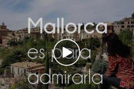 Un vídeo confronta las dos caras más opuestas de Mallorca en verano