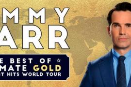 Jimmy Carr lleva su mejor humor al Auditórium de Palma