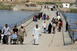 Al menos 10 muertos en un ataque deI Dáesh realizado por decenas de suicidas en Irak