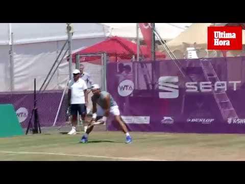 Nadal: «Federer es el máximo favorito en Wimbledon, sin lugar a dudas»