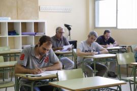 Las primeras oposiciones en Baleares desde 2011