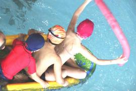 Los campus deportivos de verano llegan a Son Moix, Germans Escalas y Rudy Fernández