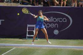 Goerges y Sevastova jugarán la final del Mallorca Open