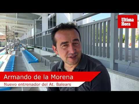 Armando de la Morena: «Quiero que la gente se divierta»