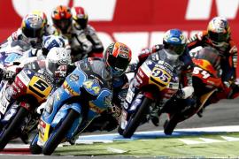Canet suma su segunda victoria de la temporada y se acerca al líder de Moto3, Joan Mir