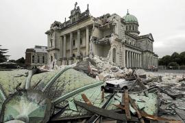 Un terremoto de 6,3 grados deja decenas de muertos en la segunda ciudad más grande de Nueva Zelanda