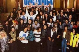 "Varias superestrellas de la música volverán a grabar ""We are the world"""
