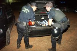 Detenida una banda especializada en robar cajas fuertes en hoteles de la Isla