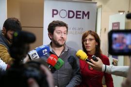 Podemos acusa al PP de «suscribir el silencio de Bárcenas» manteniendo en el escaño a Álvaro Gijón