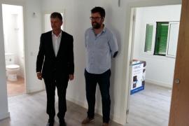 Cort reforma 19 pisos en Camp Redó para destinarlos a alquiler social