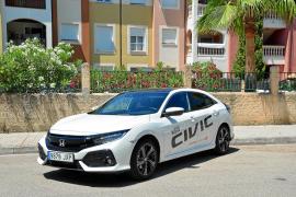 Prestaciones más que notables: Nuevo honda Civic 1.0 VTEC
