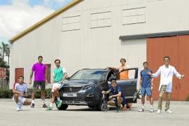 Peugeot mantiene su total apoyo al deporte del tenis