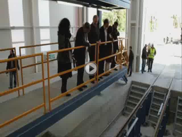 Los talleres de Son Rullan ya disponen de instalaciones para los trenes eléctricos