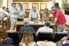 Advierten de una posible baja temeraria en la subasta de las obras de reforma del Teatre de Inca