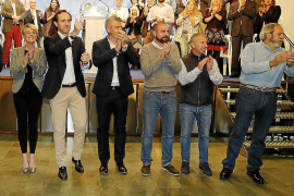 La batalla por la presidencia del PP-Palma divide en tres al antiguo sector 'bauzanista'