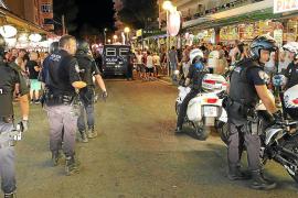 La Policía Local multa a varios locales clave en la trama de corrupción de Palma