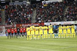 El Mallorca quiere «disfrutar» ante el Barça aunque le den como perdedor