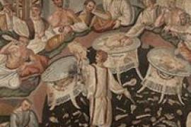 La Finca de Galatzó ofrece 'Los placeres en la mesa en la antigua Roma'
