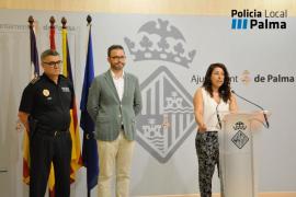 Palma convocará 99 plazas de policía, dentro del plan de estabilización de interinos
