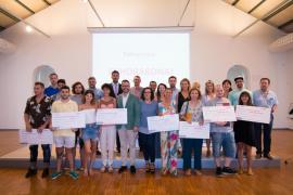 Un chatbot turístico gana el premio de PalmaActiva a los mejores proyectos empresariales