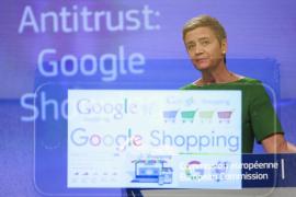 Multa récord al gigante Google