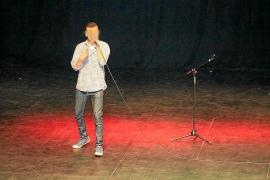 El joven acusado de violar a una chica en s'Arenal es un conocido rapero