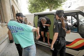 Detenido por dar una paliza a su mujer y retenerla todo el fin de semana en Palma